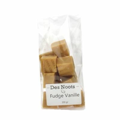 3023 - Des Noots Fudge vanille 200 gram