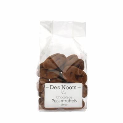 3047 - Des Noots chocolade pecan truffels 150 gram