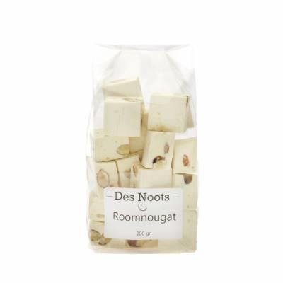 3052 - Des Noots roomnougat 200 gram