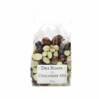 3060 - Des Noots chocolade mix 200 gram