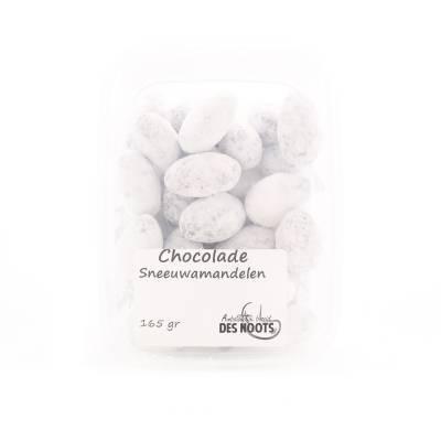 11105 - Des Noots chocolade sneeuwamandelen 165 gram