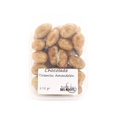 11107 - Des Noots chocolade tiramisu amandelen 175 gram