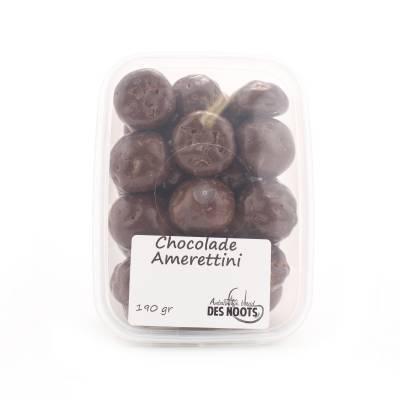 11108 - Des Noots chocolade amarettini 190 gram