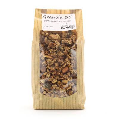 11509 - Des Noots granola 35% (original) 250 gram