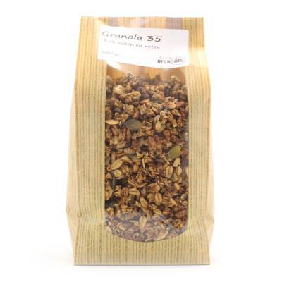 11511 - Des Noots granola 35%(original) 500 gram