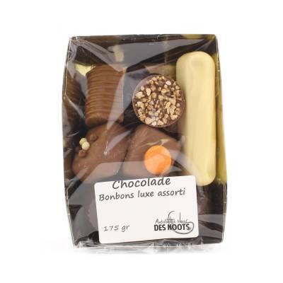 11910 - Des Noots bakje bonbons luxe 175 gram