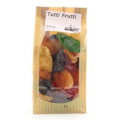 3021 - Des Noots tutti frutti 250 gram