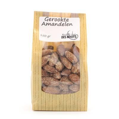 3029 - Des Noots gerookte amandelen 150 gram