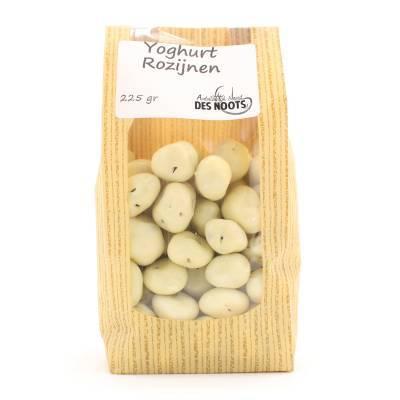 3056 - Des Noots yoghurt rozijnen jumbo 225 gram