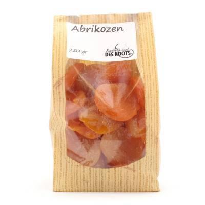 3087 - Des Noots abrikozen nummer 2 250 gram