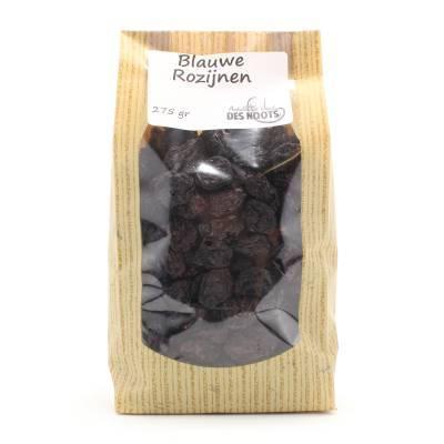 3092 - Des Noots blauwe rozijnen 275 gram