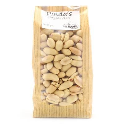 3094 - Des Noots pinda`s ongezouten 350 gram