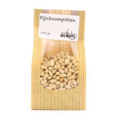 3098 - Des Noots pijnboompitten 100 gram
