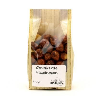 3130 - Des Noots Gesuikerde Hazelnoten 150 gram