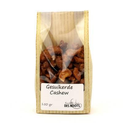 3131 - Des Noots Gesuikerde Cashew 150 gram