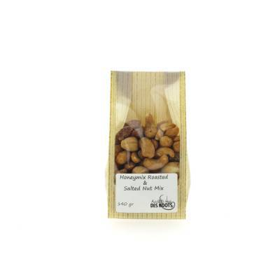 7326 - Des Noots honey roasted and salted mix 140 gr