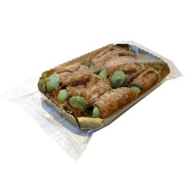 9606 - Dolciaria Cerasani cannoli pistache gold 200 gram