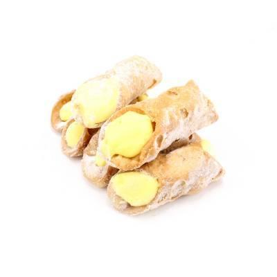 9612 - Dolciaria Cerasani cannoli limoncello 1500 gram