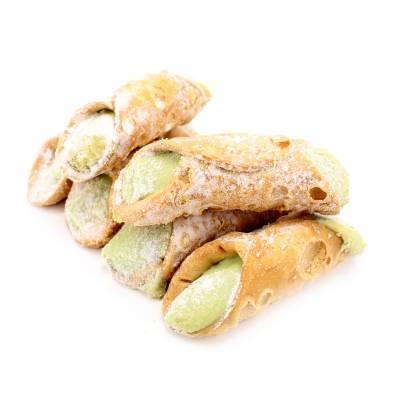 9613 - Dolciaria Cerasani cannoli pistache 1500 gram