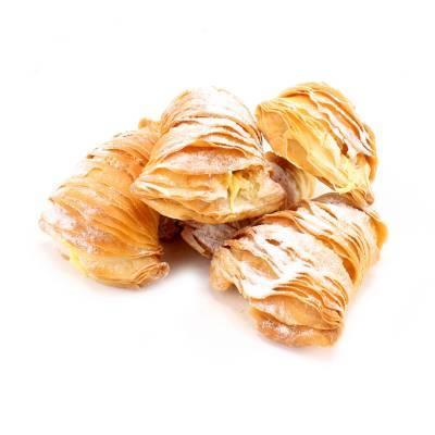 9618 - Dolciaria Cerasani croissante crema zabaione 1500 gram