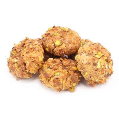 9620 - Dolciaria Cerasani gevuld koekje pistache 1500 gram