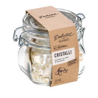 2015 - Dolcital cristalli 125 gram