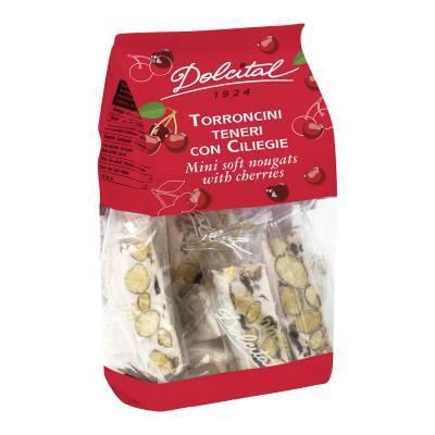 2027 - Dolcital torroncini teneri ciliegie 130 gram