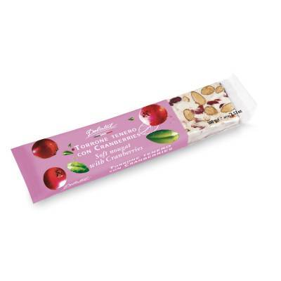 2030 - Dolcital torrone cranberries 100 gram