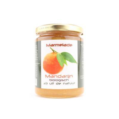 8950 - Dutch Cranberry Group mandarijn marmelade 360 ml