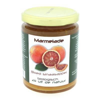 8953 - Dutch Cranberry Group bloedsinaasappel marmelade 360 ml
