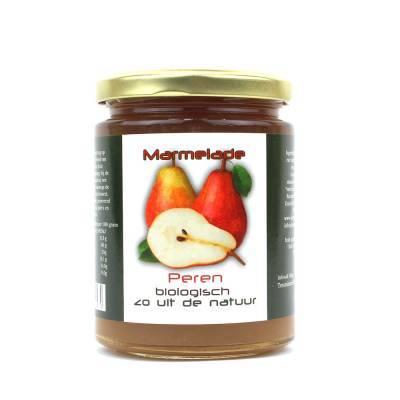 8954 - Dutch Cranberry Group peren marmelade 360 ml