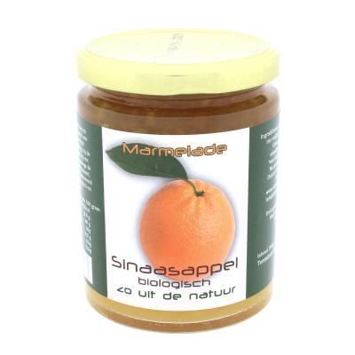 8955 - Dutch Cranberry Group sinaasappel marmelade 360 ml