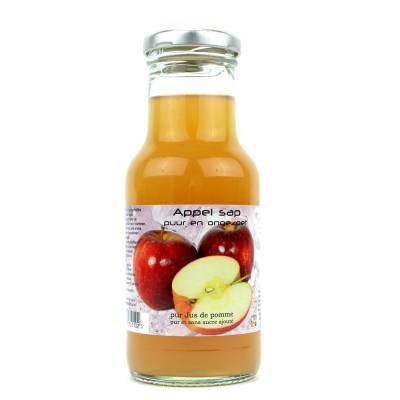 9012 - Dutch Cranberry Group appelsap dutch label 250 ml