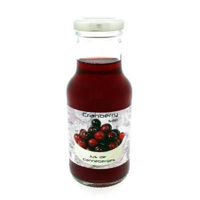 9013 - Dutch Cranberry Group cranberrysap dutch label 250 ml