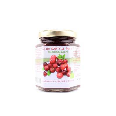 9020 - Dutch Cranberry Group cranberry jam 220 ml