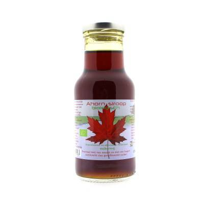 9047 - Dutch Cranberry Group maple stroop canada 200 ml