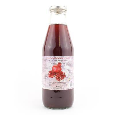 9050 - Dutch Cranberry Group granaatappelsap 750 ml
