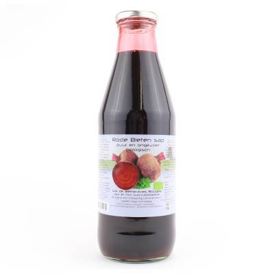 9053 - Dutch Cranberry Group rode bietensap 750 ml