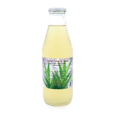 9054 - Dutch Cranberry Group aloë verasap 750 ml