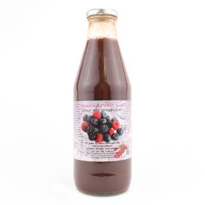 9065 - Dutch Cranberry Group bosvruchtensap 750 ml