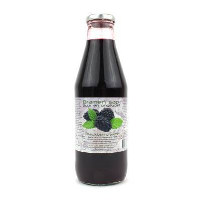 9067 - Dutch Cranberry Group bramensap 750 ml