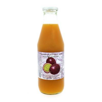 9074 - Dutch Cranberry Group passievruchtensap 750 ml