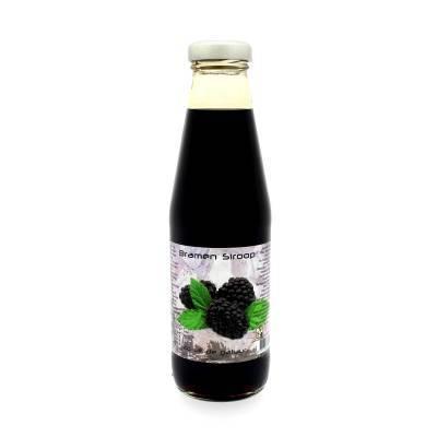 9080 - Dutch Cranberry Group bramensiroop 500 ml