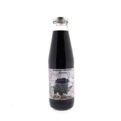 9087 - Dutch Cranberry Group blauwe bessensiroop 750 ml