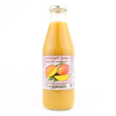 9097 - Dutch Cranberry Group puur mangosap 750 ml