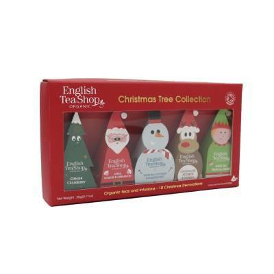 2118 - English Tea Shop christmas characters 10 tb