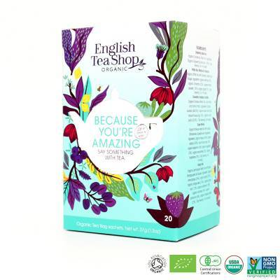9966 - English Tea Shop because you're amazing 20 tb