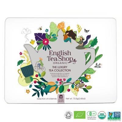 9968 - English Tea Shop cadeaublik luxury collection 36 tb