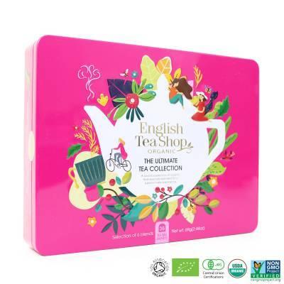 9972 - English Tea Shop cadeaublik ultimate tea collection 36 tb