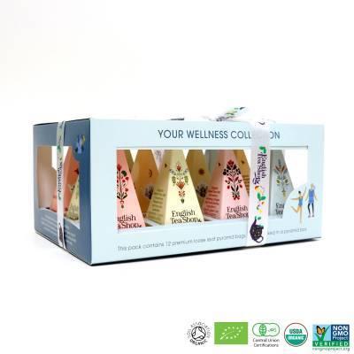 9973 - English Tea Shop organic welness collection prisms 12 tb